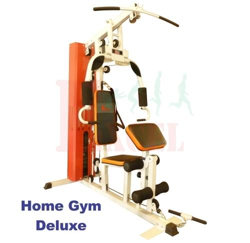 excel arnold home gym deluxe usage household