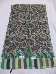 Pure Silk Kanni Printed Scarves