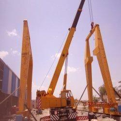 Hand Operated Crane