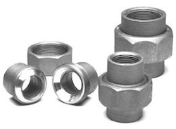 Stainless Steel Union Pipe Fittings