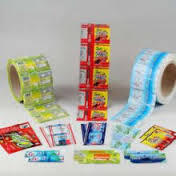 Multi colored PVC Shrink Labels