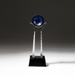 Crystal Glass Trophy