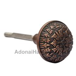 Dabbasheth Brass Door Knob