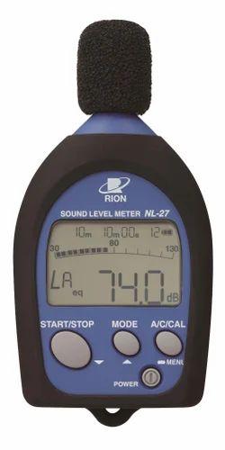 NL 27 Sound Level Meter