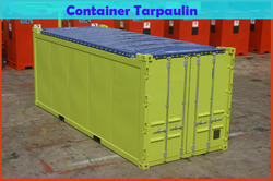 Tarpaulin Container Cover