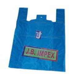 Vest Cut Printed Bags