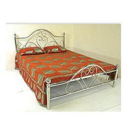 Stainless Steel Bed