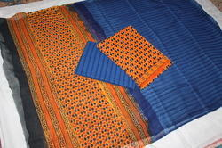 Printed Salwar Suit Set