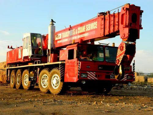 Tadano Faun Tg-800 E (80 Ton) | SKV Construction Cranes & Equipment