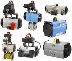 Rotex Pneumatic Actuator