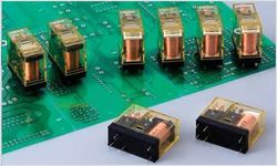 RQ Series PC Board Relay
