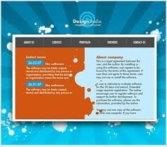 Website Layout Design Service