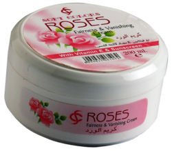 Roses Fairness Vanishing Cream And Beauty Cream