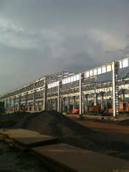Industrial Shed Construction Services