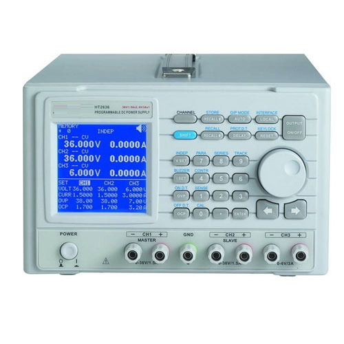 30VDC - 60VDC Programmable Linear Power Supplies | ID: 7474442691