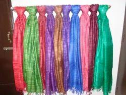 Raw Pure Silk Stoles