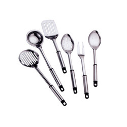 Kitchen Tool with Plastic Handle