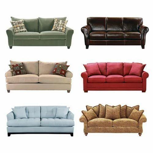 Ordinaire Cushion Sofa Set