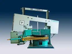 Semi Automatic Double Column Lmgswm Type Swiveling Mitre