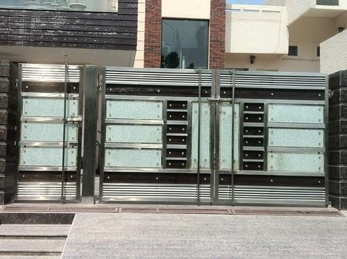 Stainless Steel Gate At Rs 350 Kilograms Stainless Steel Gate