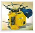 Electric Actuator For Valve And Damper