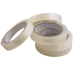 1 to 2 inch Double Side Transparent Tape, for Packaging