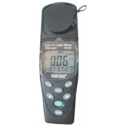 Meco KM 203 Digital Lux Meter Data Logger Kusam