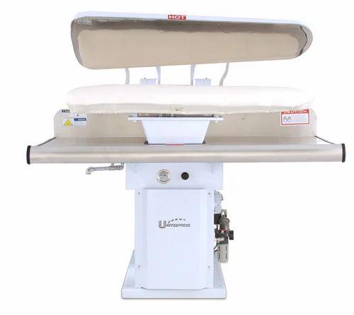 Garment Flat Bed Press
