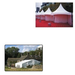 Pagoda Tent for Farmhouse