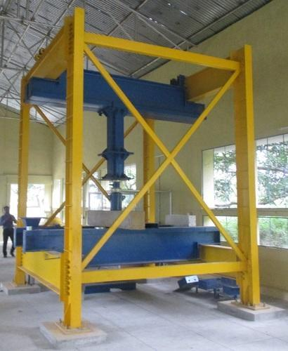 Loading Frame - 100 Ton Capacity at Rs 1800000 /piece | Loading ...