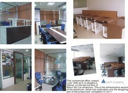 Office Interior Designing Decoration Services