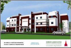 Institutional Building Designing & Construction