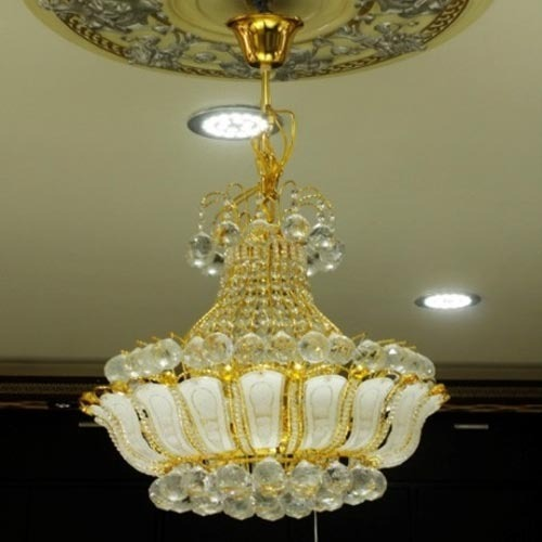 Crystal Chandelier Online India: Crystal Chandelier At Rs 499 /piece(s)