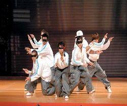 Hiphop Dance Training