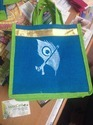 Fancy Printing Jute Bag