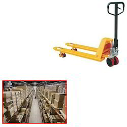 Hand Pallet Truck for Warehouse