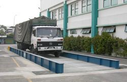 Electronic Lorry Weighbridge