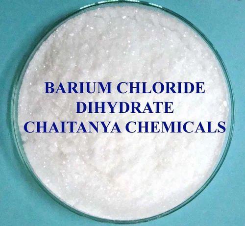 Manufacturer Of Barium Chloride Dihydrate & Barium