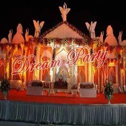 New Roman Wedding Theme