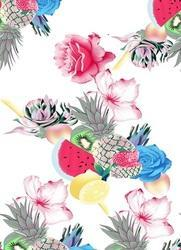 Fruity Digital Print Fabric