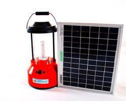 Solar CFL Lantern