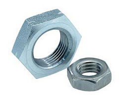 SS 310 Hexagon Coupling Nuts