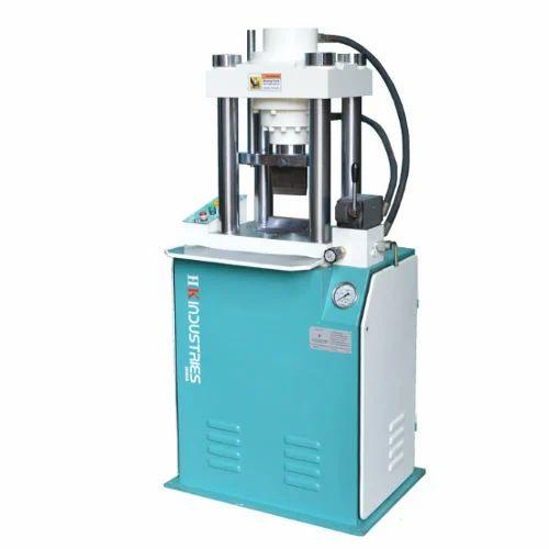Hydraulic Silver Bar Cutting Press