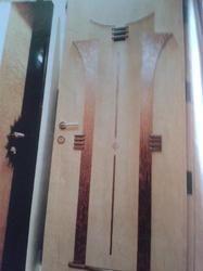Fancy Wooden Door
