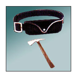 Leather Safety Belt