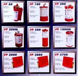 Fire Extinguishing Aerosal Systems