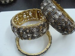 Multi Sapphire Bangle