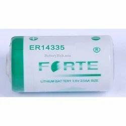 Forte ER14335 2/3 AA Lithium Battery