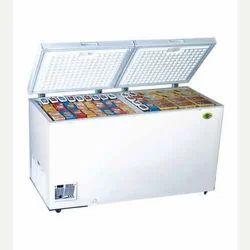 Western Glass Top Freezer