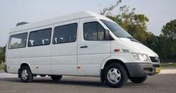 Mercedes Sprinter Coach Rental Service